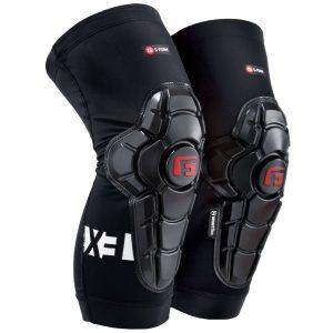 G-Form Pro-X3 Knee Guard Black - Rodilleras