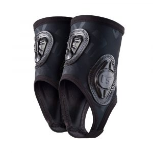 G-Form Pro-X Ankle Guard Black - Tobilleras