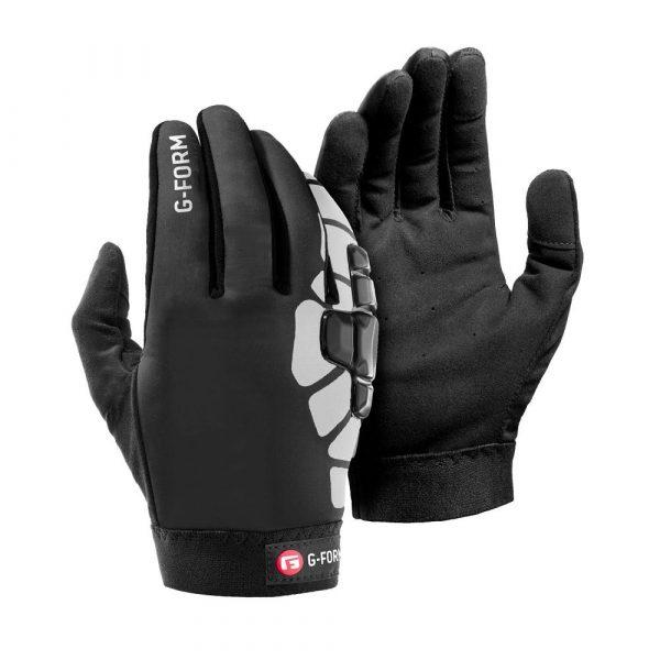 G-Form Bolle Gloves Black and White