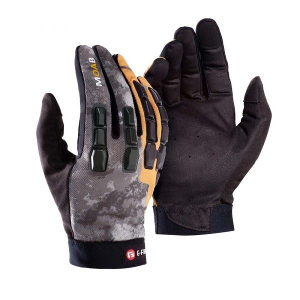 G-Form Moab Trail Gloves Orange