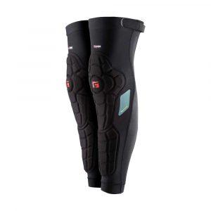 G-Form Pro Ruget Knee Shin Black Black